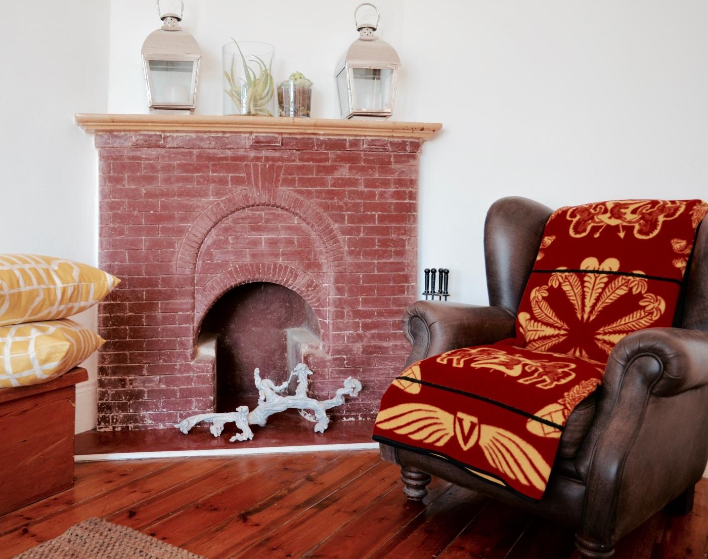 Aranda Spitfire Blanket